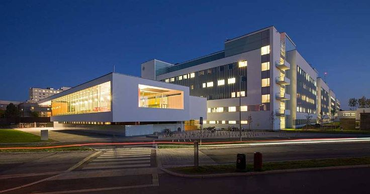 C.F. Møller is being honoured with an Oscar for the best hospital construction.