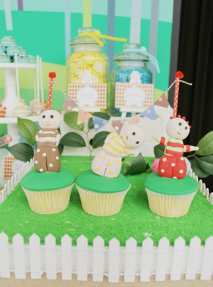 IN THE NIGHT GARDEN PARTY
