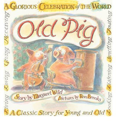 Old Pig and Granddaughter have lived together for a long time. They share everything, including the chores, until the day when Old Pig does not get up as usual for breakfast.