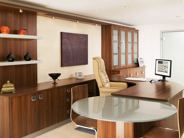 Executive Office Decorating Ideas