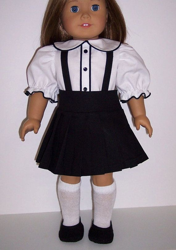 """American Girl/18"""" Doll-Eloise at the Plaza Outfit by erinslittlesecrets, $29.95"""