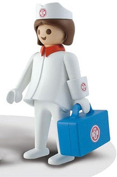 Playmobil: Click Enfermera Gigante, . Comprar música en Fnac.es