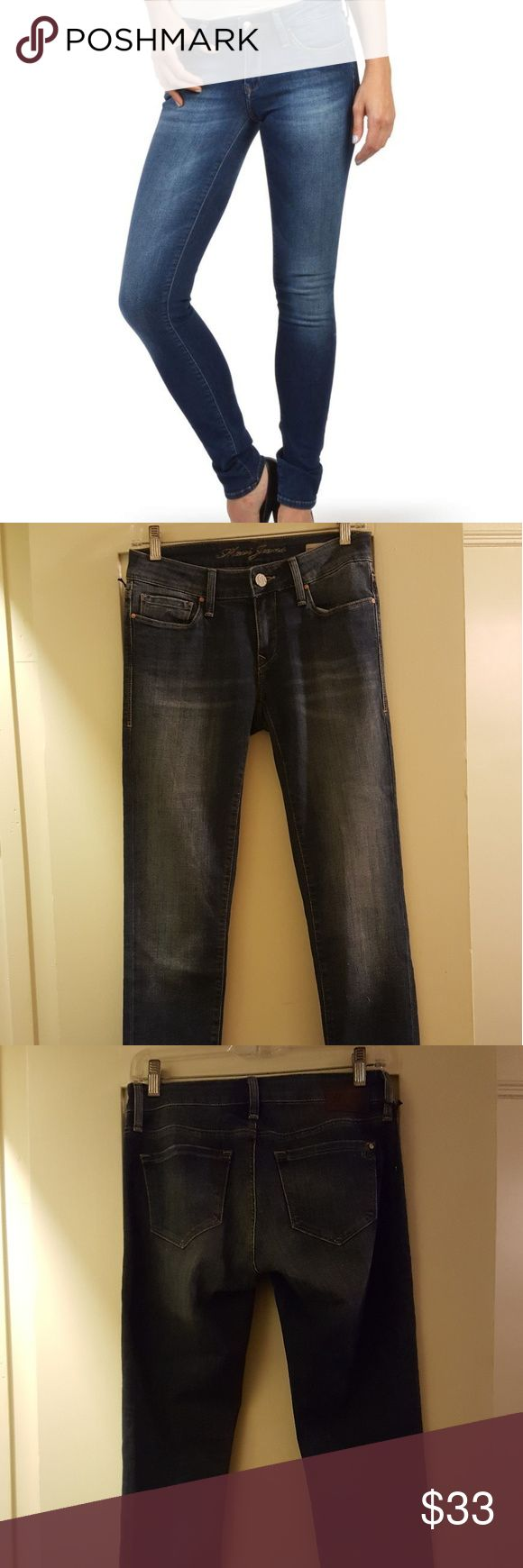 Mavi Jeans Serena Super Skinny size 27 New without tags. Mavi Jeans Serena low rise, super skinny jeans. Size 27. Medium wash. Mavi Jeans Skinny