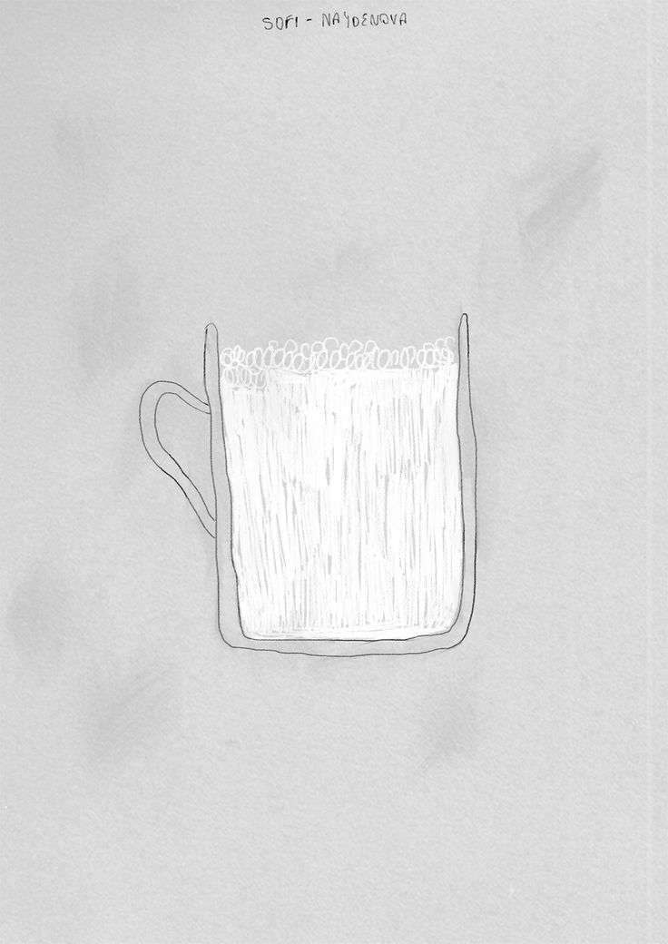 7 cups on Behance