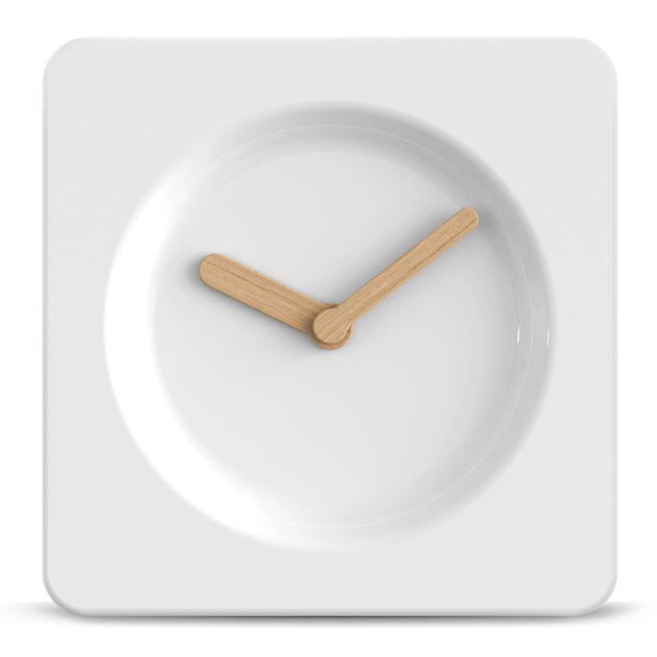 Ceramic Clock|Tile 25|Leff Amsterdam|until.com.au