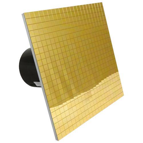 Vyberte si svůj #designový #ventilátor do vaší vyladěné koupelny např. #ventilátor do #koupelny #Rimera #Gold S, pouze u nás podívejte se.