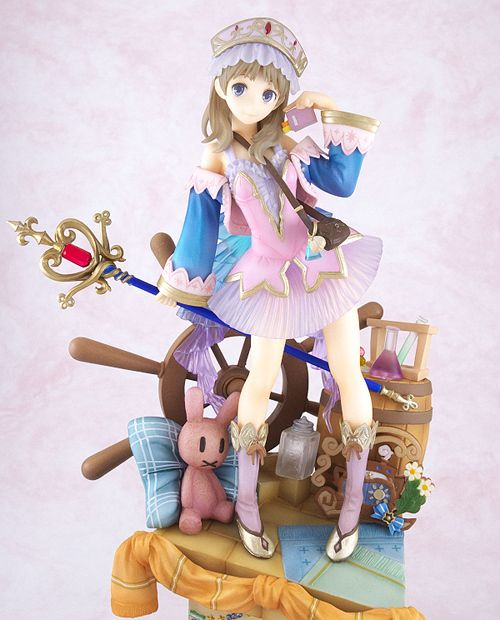 amazing anime figures | ... Totooria Helmold 1-8th Scaled PVC by Phat Company - Anime Figure Sales