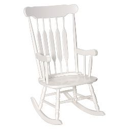 Adult Wooden Rocking Chair - Gift Mark already viewed