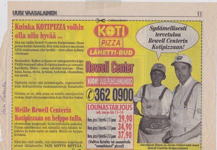 Bildresultat för kotipizza mainos