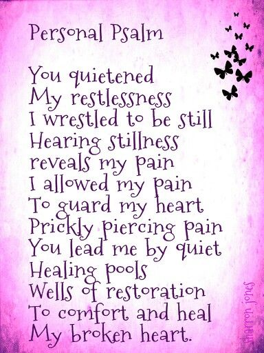Personal Psalm Digital artwork