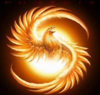 ✿ڿڰۣ(̆̃̃ レo√乇 ღ... The Phoenix:  The mythical Phoenix bird represents rebirth and appears in many cultures throughout history. The bird appears as either luminous, beautiful, mighty or all of the above, plus more.  I think depictions of the bird look wonderful.    http://www.squidoo.com/Mythical-Phoenix-Bird#module72058371