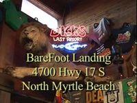 Dick's Last Resort at Barefoot Landing EBR On the Road