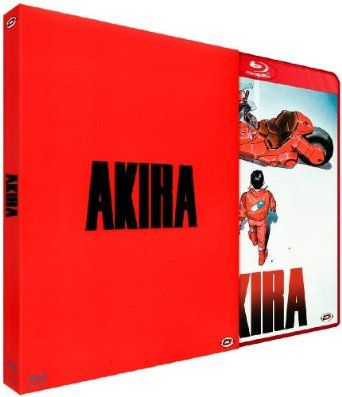 Akira - Edition Prestige Haute Définition + Livret 32 Pages Blu-ray