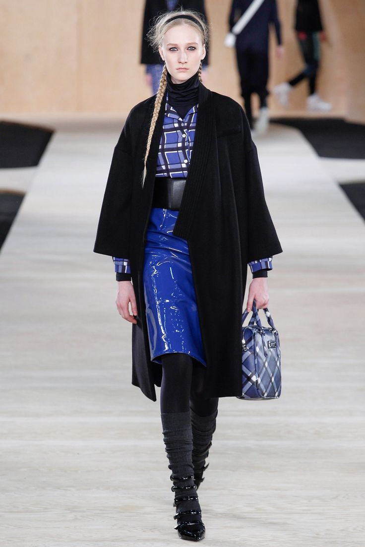 Marc by Marc Jacobs Fall 2014 Ready-to-Wear Fashion Show - Charlotte Lindvig