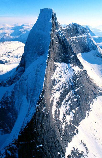 Stetind in Norway Foto: Torgeir Kjus
