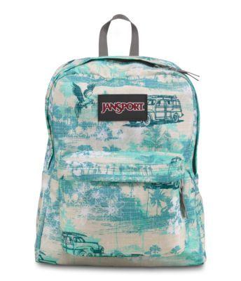 Bayside blue jansport backpack! Only $35