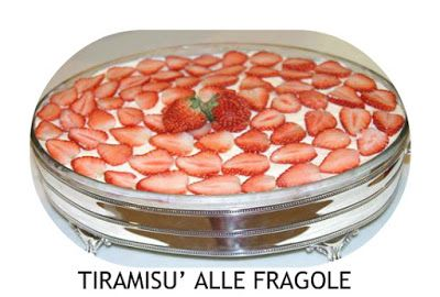 a.c: TIRAMISU' ALLE FRAGOLE