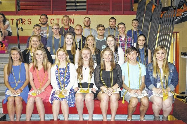 The Point Pleasant Register | Wahama students inducted into honor societies