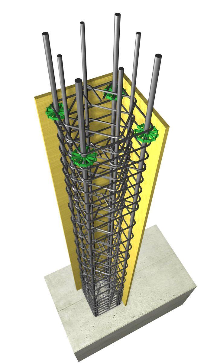 Reinforcement covering|www.BuildingHow.com