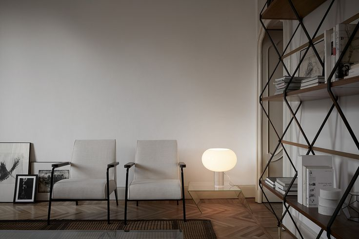 Rodolfo Dordoni designed the Buds table lamp, which is being released this year…