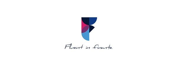Fluent in Finance #Logo #design Showreel #finance #stock #chart #iconic Check entire gallery!