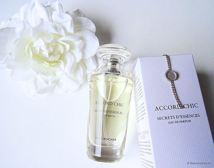Das neue Parfum von Yves Rocher heisst Accord Chic und gehört zu der Secrets d'Esssence Linie. Ein blumiges Bouquet und zeitlosen Chic versprüht es.    http://www.beautynature.ch/yves-rocher-accord-chic/  ---------------------------------------------------------------------------------------------------------------------------   The new eau de perfume by Yves Rocher called Secrets d'Esssence Accord Chic. A floral bouquet and timeless chic sprinkles expects you.  #yvesrocher #fragrance