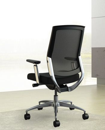 TCH-1 Task Chair Option; SitOnIt Focus Executive