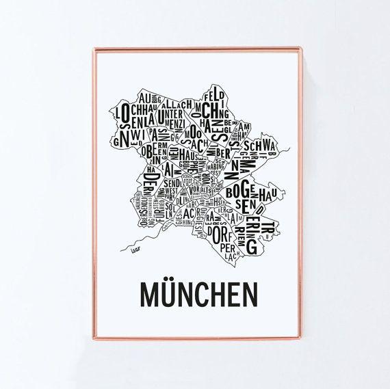 Munchen attraktivem Ohne Rahmen München Karte Stadtplan ohne Rahmen ---Größe--- 8 x 10 Zoll (203 x 254 mm) 11 x 14 Zoll (279 x 355 mm) A4 (210 x 297 mm, 8,3 x 11,7 Zoll) A3 (297 x 420 mm, 11,7 x 16,5 Zoll) a2 (420 x 594 mm, 16,5 x 23,4 in) Druck auf Fine Artpapier 170 g,