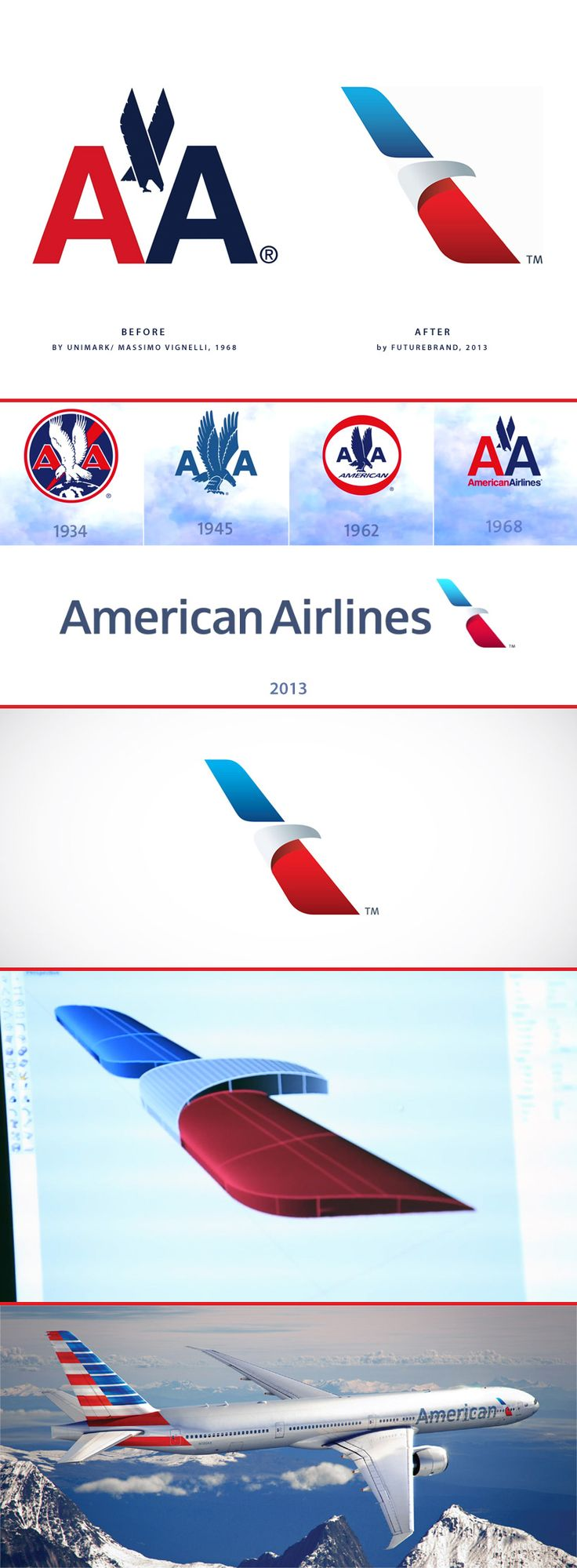 American Airlines by Futurebrand