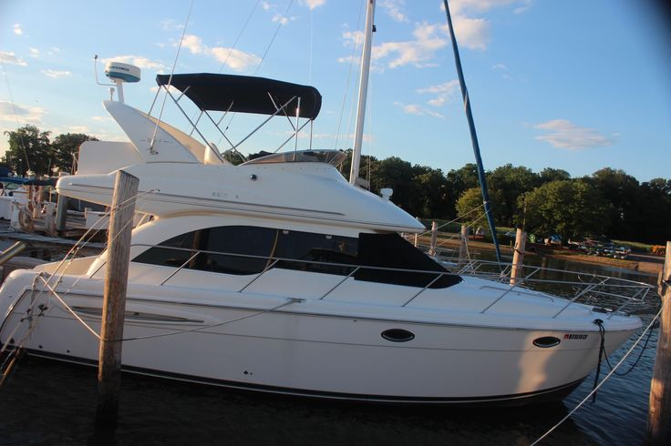 2004 Meridian 341 Sedan Power Boat For Sale - www.yachtworld.com