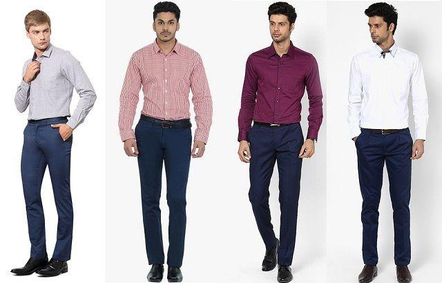 4d1136372c Men s Guide to Perfect Pant Shirt Combination