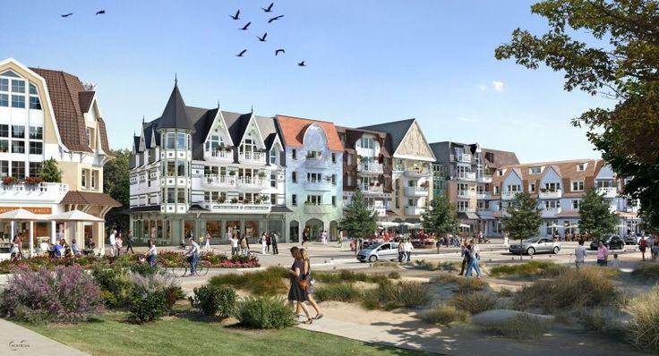 FRAIS DE NOTAIRE OFFERTS JUSQU'AU 15 JUIN 2017 Place Quentovic au Touquet, Appartement T2 cabine d'une surface hab de 52,03 m2 au 2ème étage d'une Résidence à proximité de la plage et des commerces. Garage et cave.