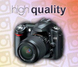 Cuidado con el procesado de fotos en alta definición en Instagram