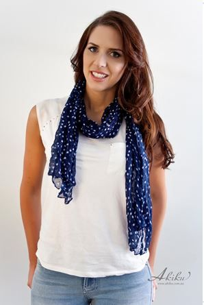Final Touch - Light weight all seasons scarf! $19.95 www.akiku.com.au