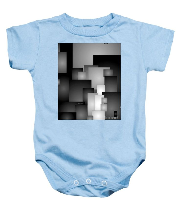 Baby Onesie - Shades Of Black
