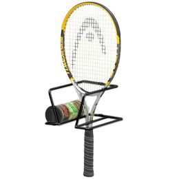 Does your dad play tennis? Pick him up a Racquet Sports Rack | $14.99