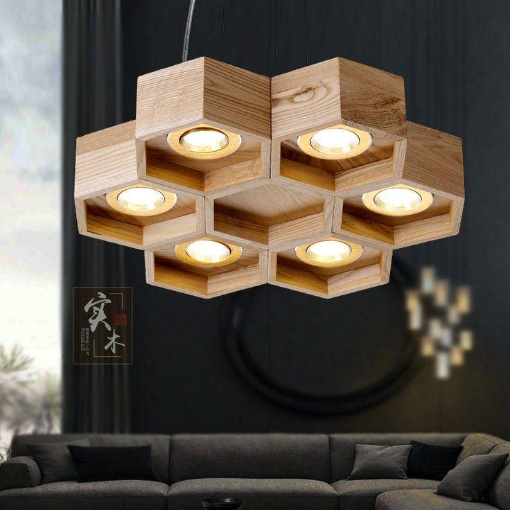 Designer-artístico-criatividade       -personalizado-mesa-de-jantar-de-madeira-lustre-Bar-minimalista-moderna-sala-de-estar.jpg (800×800)