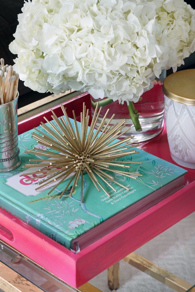 Coffee Table Styling: