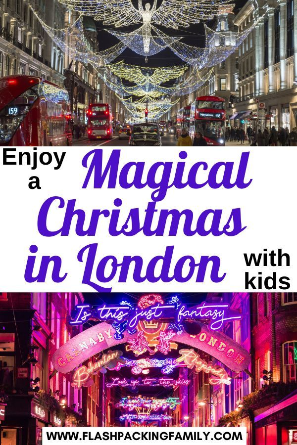 Childrens Christmas Shows London 2020 13 Things to do at Christmas in London with kids in 2020 (With