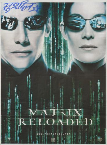 #Matrix reloaded# India Version Inde / http://www.posters-india.com/cinema_38_50-a-80-euros_matrix-reloaded__cine017.html