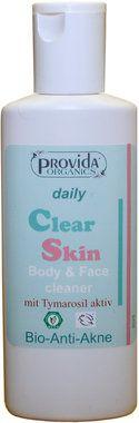 "Gel Nettoyant Visage & Corps ""Clear Skin"", 100 ml | Ecco Verde"