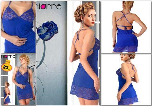 Mavi düşler sizi bekliyor... Saks mavisinin huzur veren etkisiyle gecelerinize renk katmak isterseniz, bu ürün tam size göre!