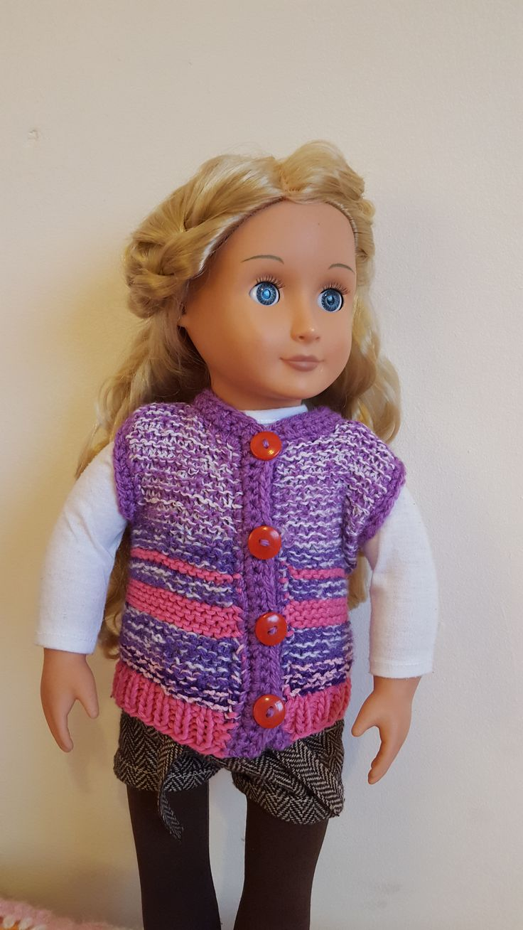 Free Knitting Patterns For Our Generation Dolls : 17 Best images about Ropa munecas on Pinterest Our ...