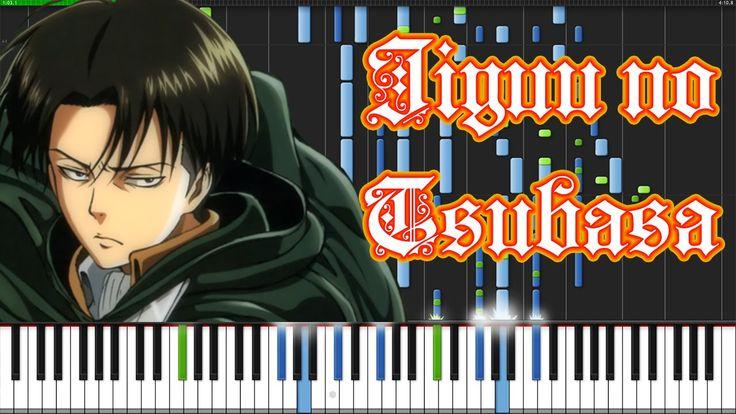 Jiyuu no tsubasa op2 shingeki no kyojin piano duet