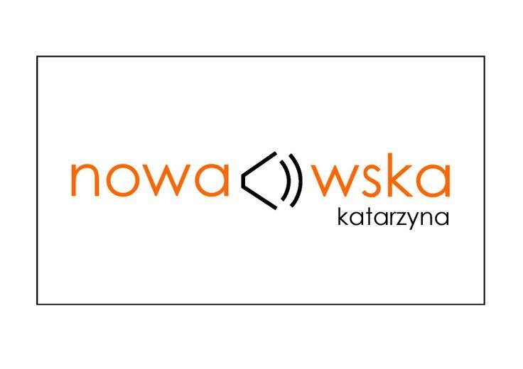 Katarzyna Nowakowska - logo 2014 #logo #design #komwiz