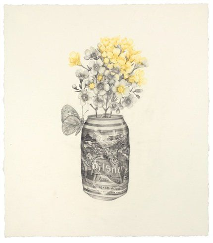 I would quite like a tattoo of a mason jar (…or beer can