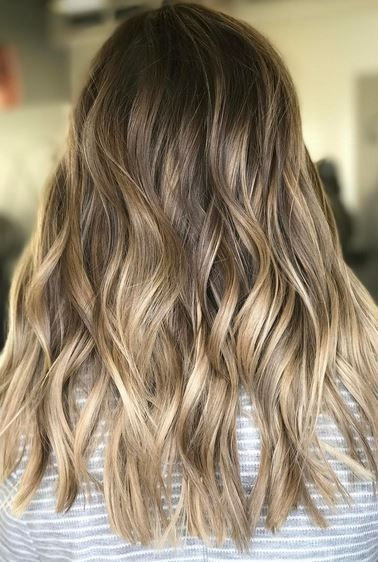 great hair color idea blog - sunkissed bronde balayage