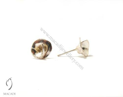 Silver Cadenza Earrings