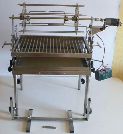 Grillezés kényelmesen: GrillDob®, Kiskőrös [Pepita Hirdető]