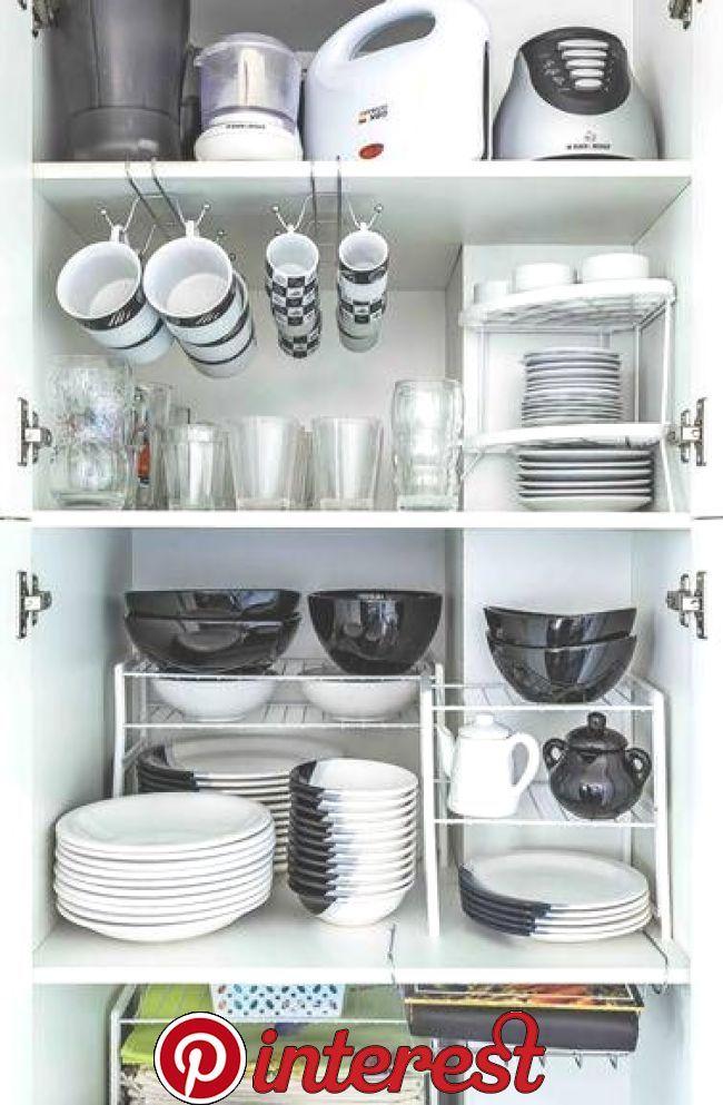 Ordem Na Cozinha Deixar A Casa Organizada Poupa Tempo No Dia